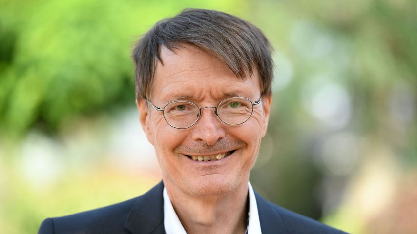 Karl Lauterbach im September 2021