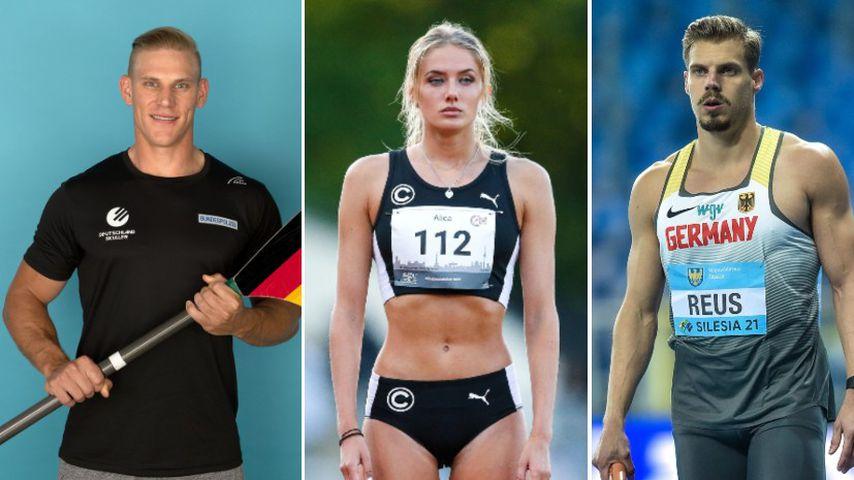 Das sind die zehn wohl heißesten deutschen Olympiastars 2020