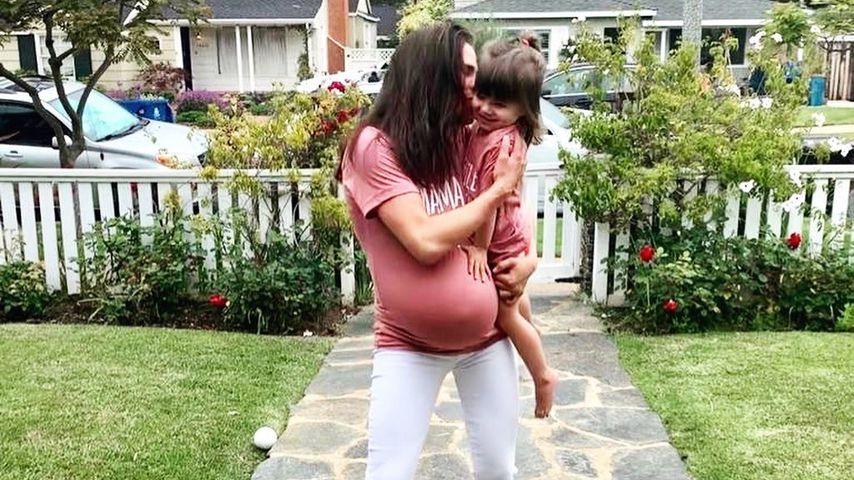Karla Souza und Tochter Gianna