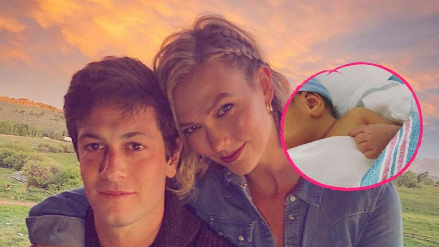 Süße News: Model Karlie Kloss ist erstmals Mutter geworden!