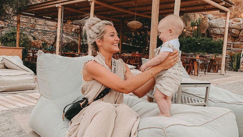 Netz-Star Karo Kauer: Zweites Kind Noah erhellt ihr Leben