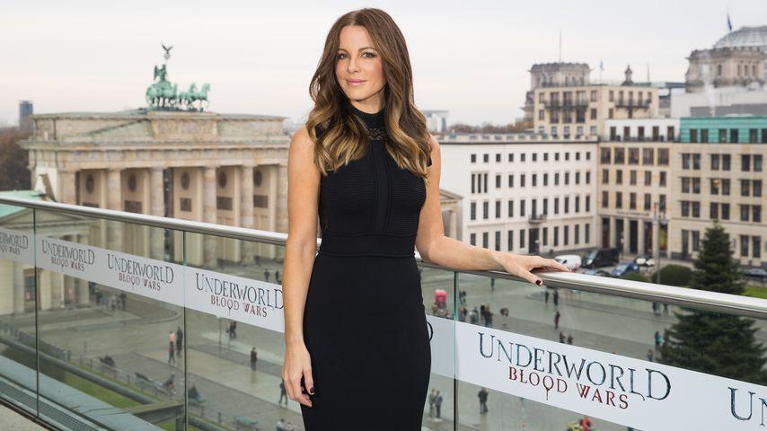 Sexy in Leggings: Kate Beckinsale zeigt Bein