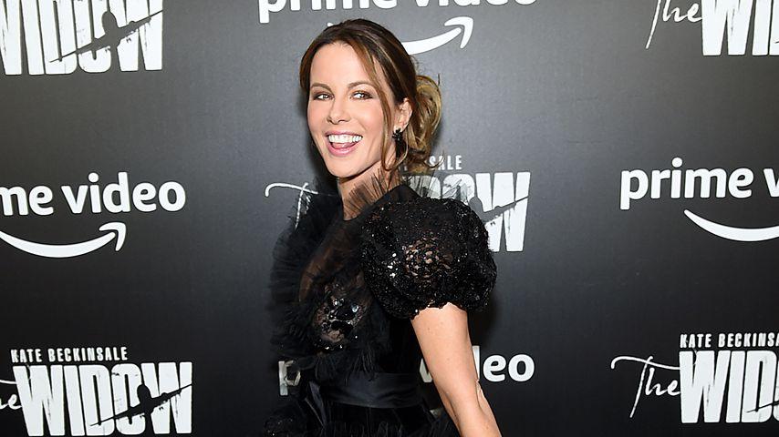 Kate Beckinsale im März 2019 in New York