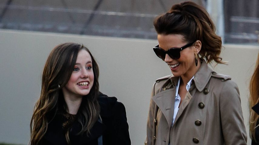 Kate Beckinsale mit Tochter Lily