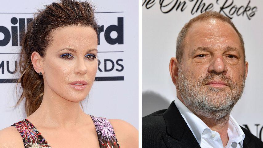 Mit 17 in Weinsteins Hotelzimmer: Kate Beckinsale flüchtete!