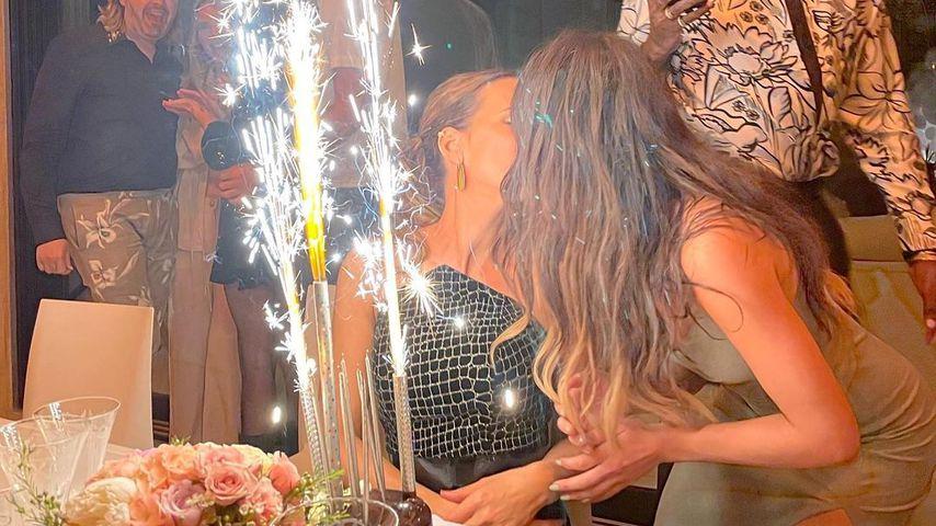 Kate Beckinsale und ihre Tochter Lily im Juli 2021