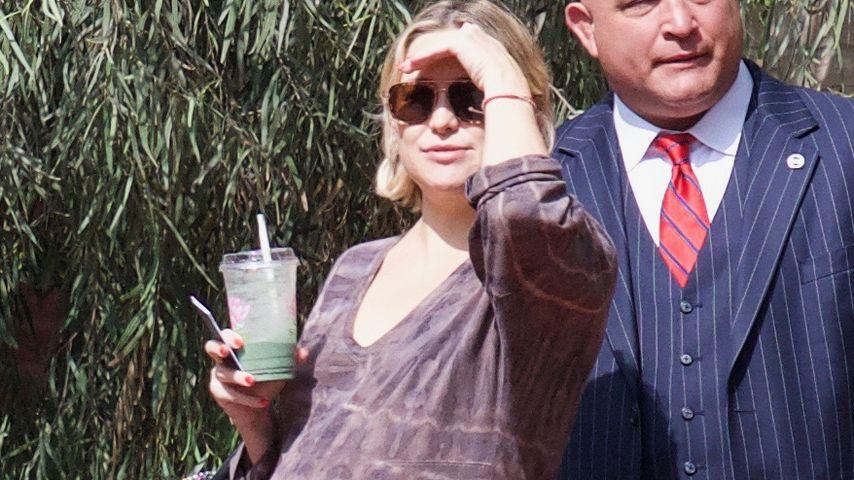 Kate Hudson in Los Angeles