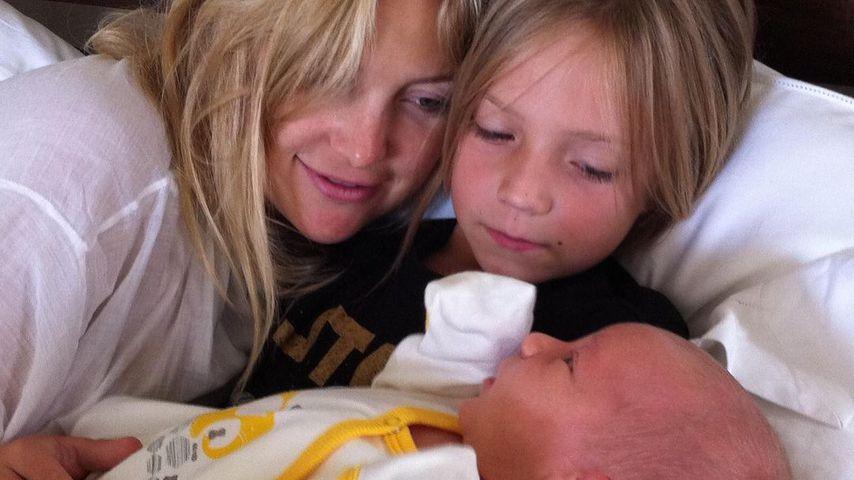 Mit Throwback-Pic: So süß gratuliert Kate Hudson ihrem Sohn