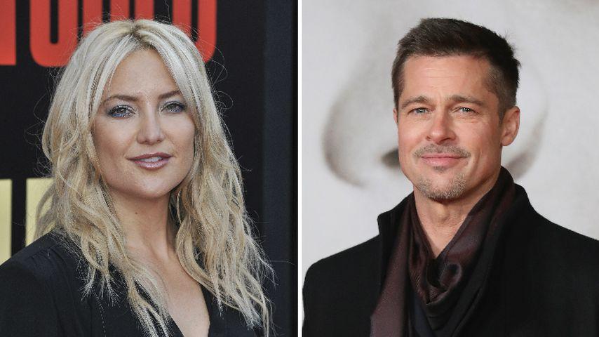 """""""Ich mochte es irgendwie"""": Kate Hudson über Brad-Pitt-Affäre"""