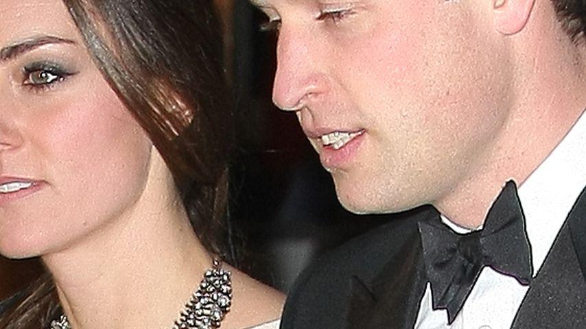 """Kate Middleton und Prinz William auf der """"Mandela""""-Premiere in London"""