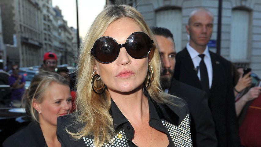 Kate Moss beim Vogue Foundation Dinner in Paris