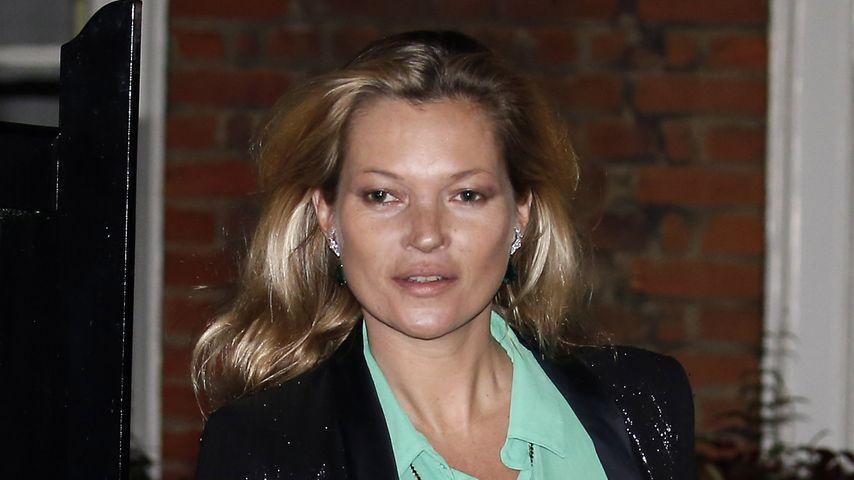 """Koks-Karre? Kate Moss vergisst """"weißes Pulver"""" im Auto"""