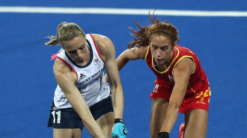 Begona Garcia (l.) und Kate Richardson-Walsh