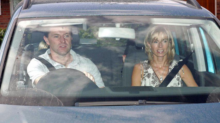 Kate und Gerry McCann 2007