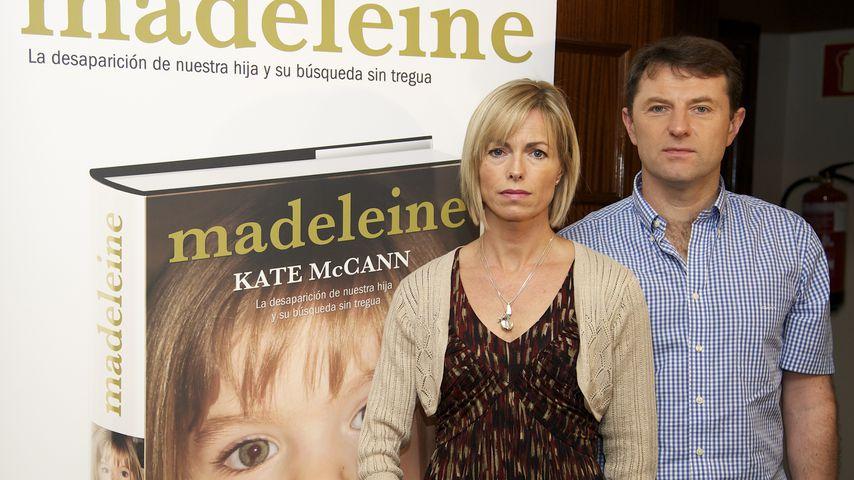 Tatverdächtiger in Haft: So geht es Maddies Eltern jetzt