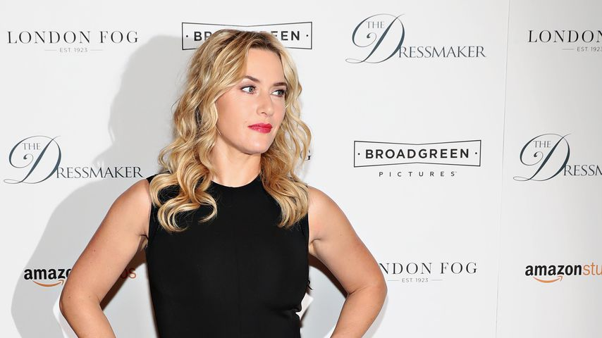 "Kate Winslet beim Special-Screening von ""The Dressmaker"" 2016"