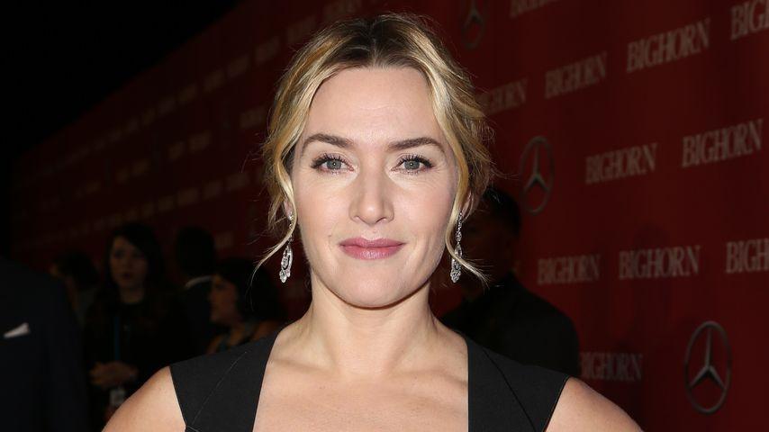 Völlig euphorisch: Kate Winslets Lobeshymne auf ihren Job