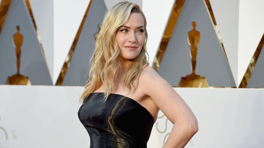 Süßes Oscar-Gerücht: Ist Kate Winslet wieder schwanger?