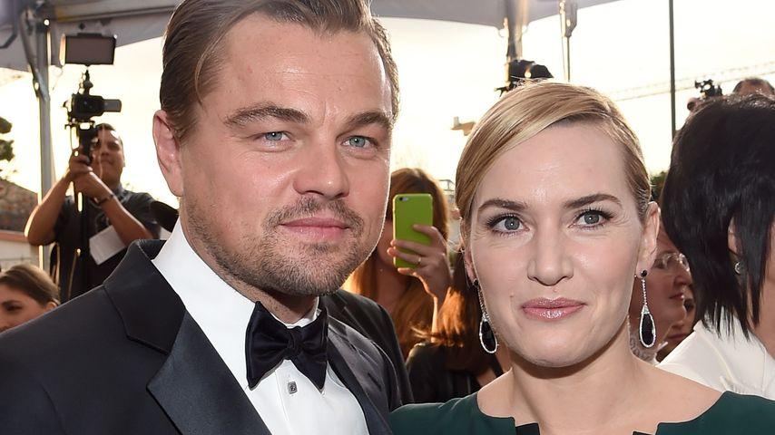 Nach 20 Jahren: Kate Winslet schwärmt immer noch von Leo