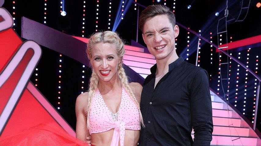 """""""Let's Dance""""-Kathrin stolz: Jury nimmt Lochi-Heiko ernst!"""