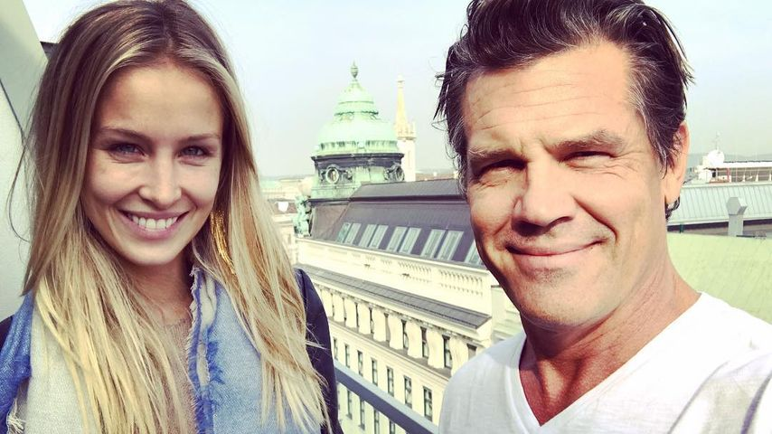 Kathryn Boyd und Josh Brolin im Honeymoon