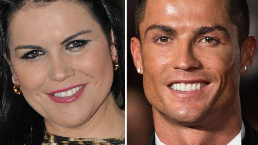 Ups! Hatte Cristiano Ronaldos Schwester Sex in seinem Bett?