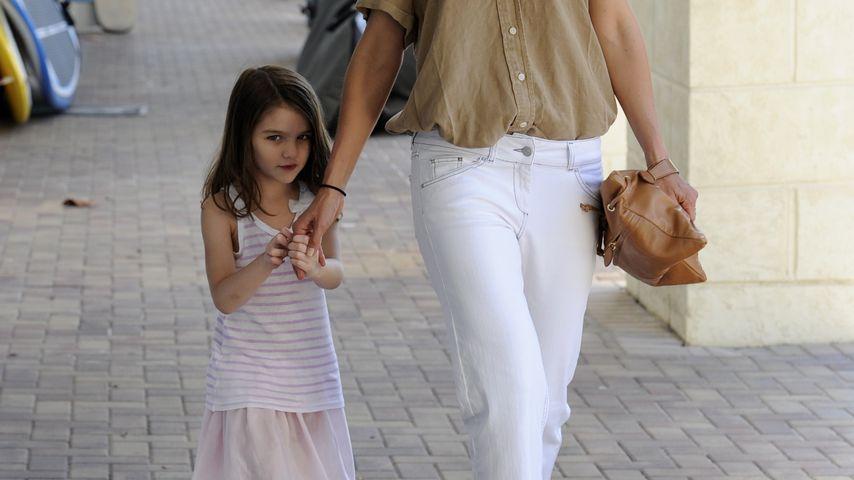 Kollegin sicher: Tom-Cruise-Tochter muss zu Scientology