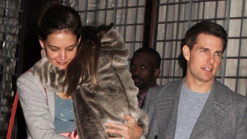 Katie Holmes: Hatte sie 5-Jahres-Vertrag mit Tom?