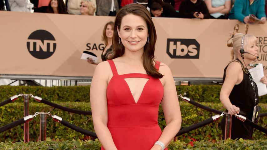Katie Lowes bei den Annual Screen Actors Guild Awards 2016