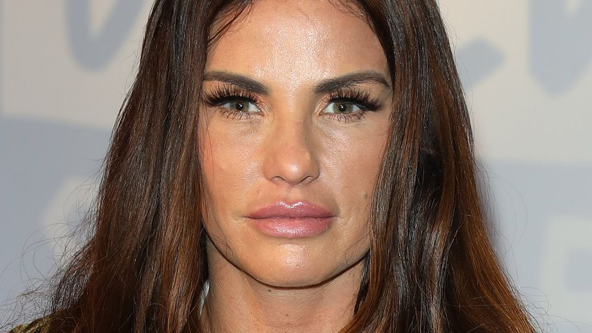 Katie Price in London
