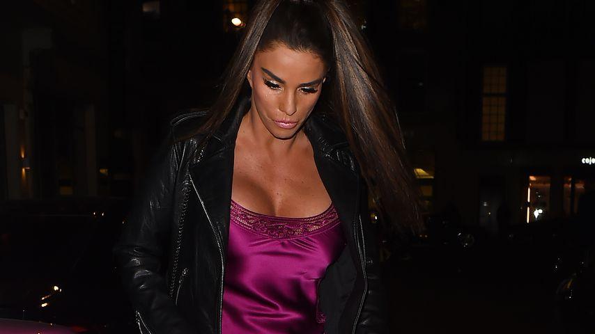 Katie Price in London