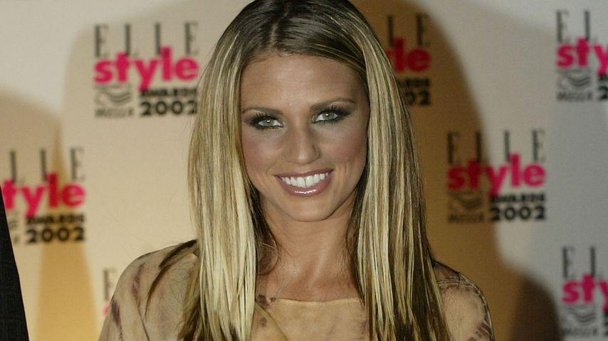 Katie Price bei den Elle Style Awards, 2002