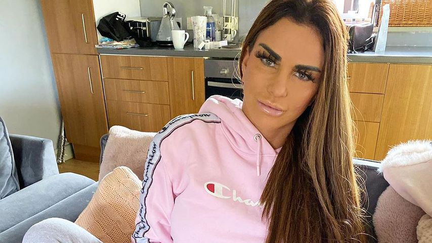 Katie Price im November 2019