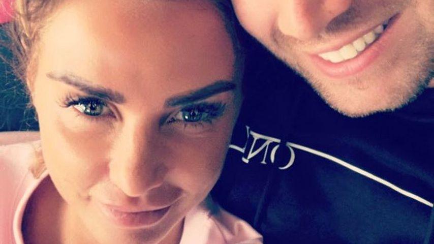 Verdächtiger Post: Erwartet Katie Price etwa Baby Nummer 6?
