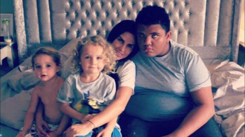 Katie Price und ihre Kinder