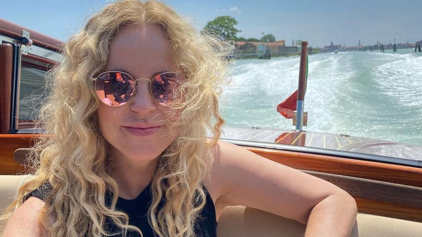 Katja Burkard im Juni 2021