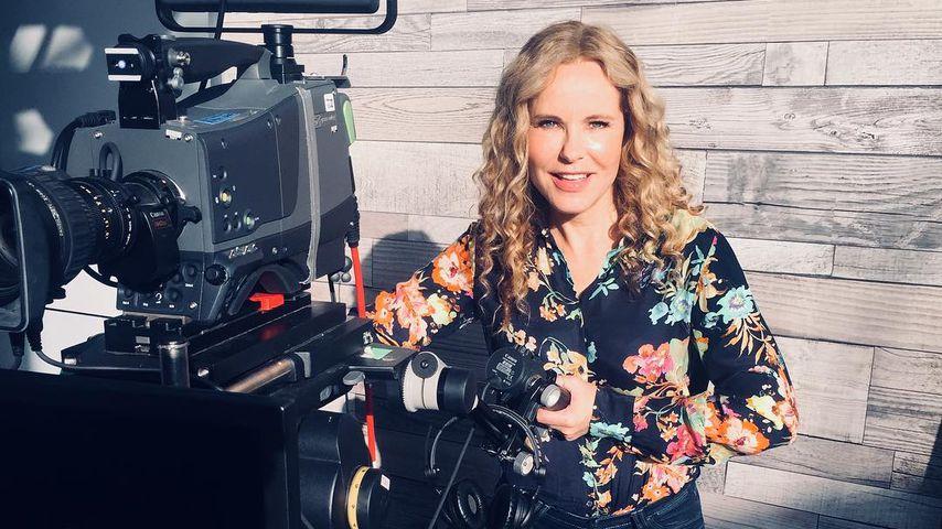 Katja Burkard, RTL-Moderatorin