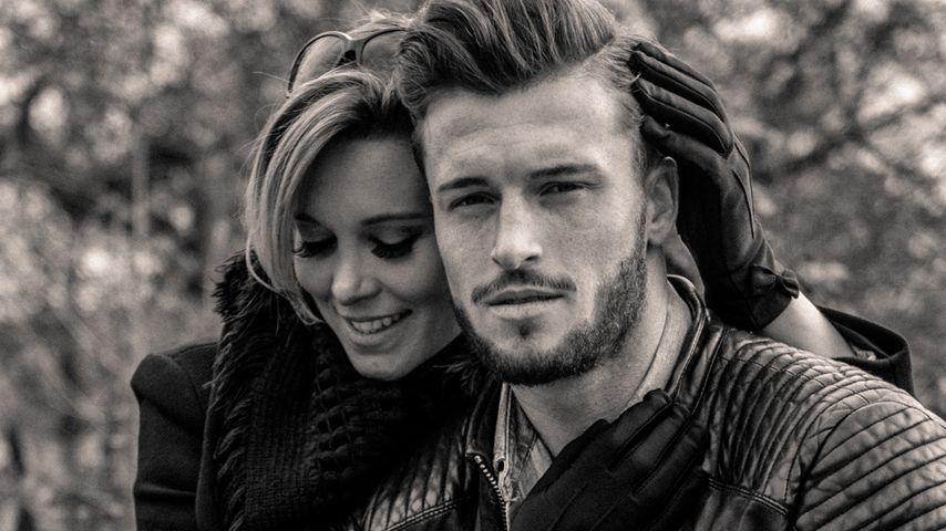 Fußballer & Model: So heiß ist Katja Kühnes neuer Freund!