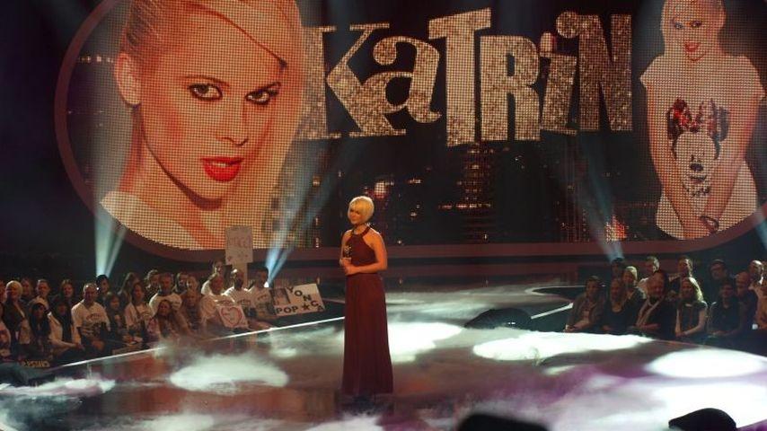 Bei Popstars-Katrin liegen die Nerven blank