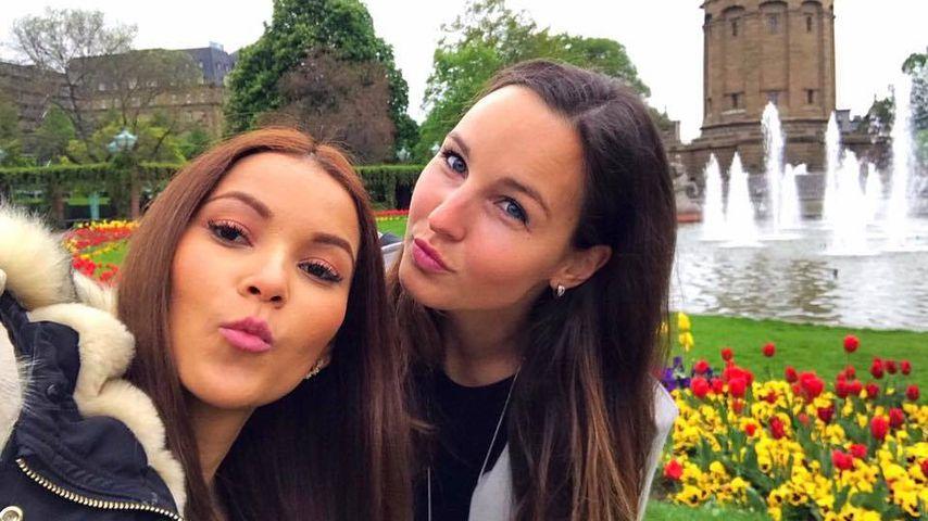 """Kattia Vides und Cara Suckert lernten sich bei """"Der Bachelor"""" kennen"""