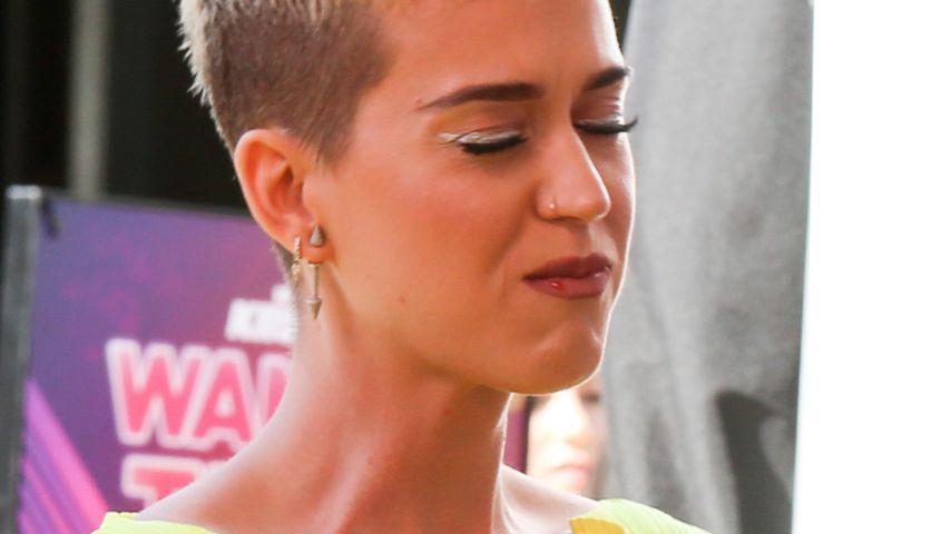 Zeh verloren: Crew-Mitglied verklagt dafür Katy Perry!
