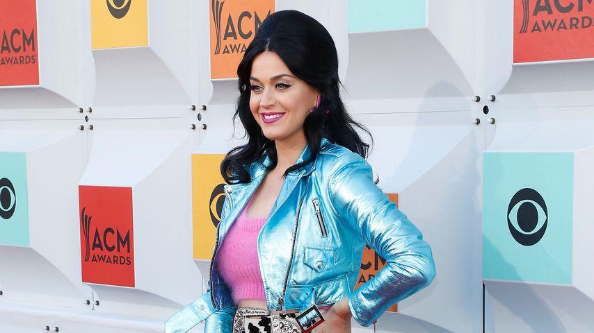 Howdie! Katy Perry überrascht mit schrillem Cowgirl-Look