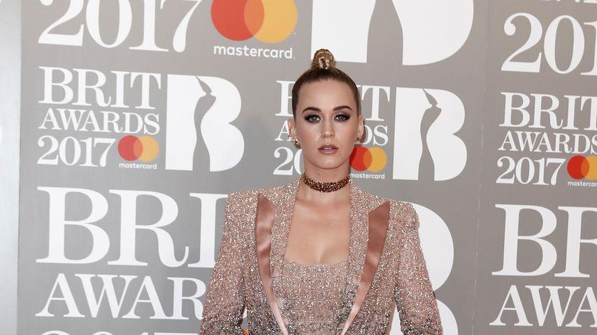 Katy Perry bei den BRIT Awards