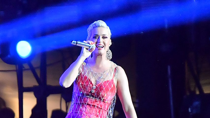 Katy Perry auf dem Coachella-Festival 2019