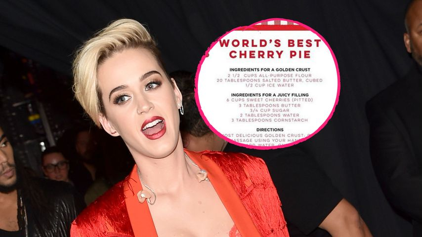 Leckeres Marketing: SO teast Katy Perry ihre neue Single!