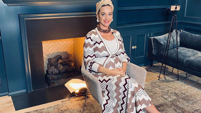 Steht Geburt kurz bevor? Katy Perry verschiebt Album-Release
