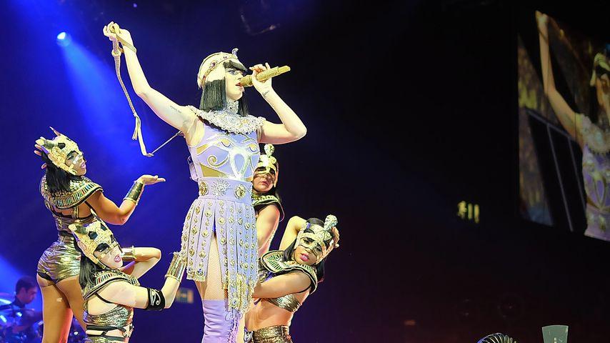 Diva-Tour: Katy Perry bringt Crew zur Verzweiflung