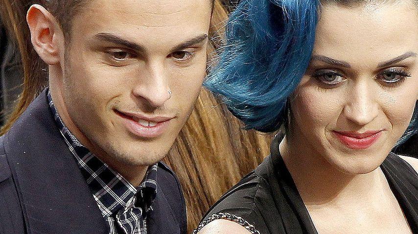 Bestätigt: Katy Perry & Baptiste sind ein Paar!