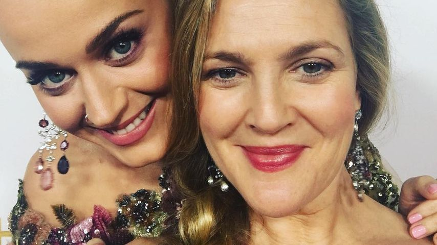 Katy Perry und Drew Barrymore