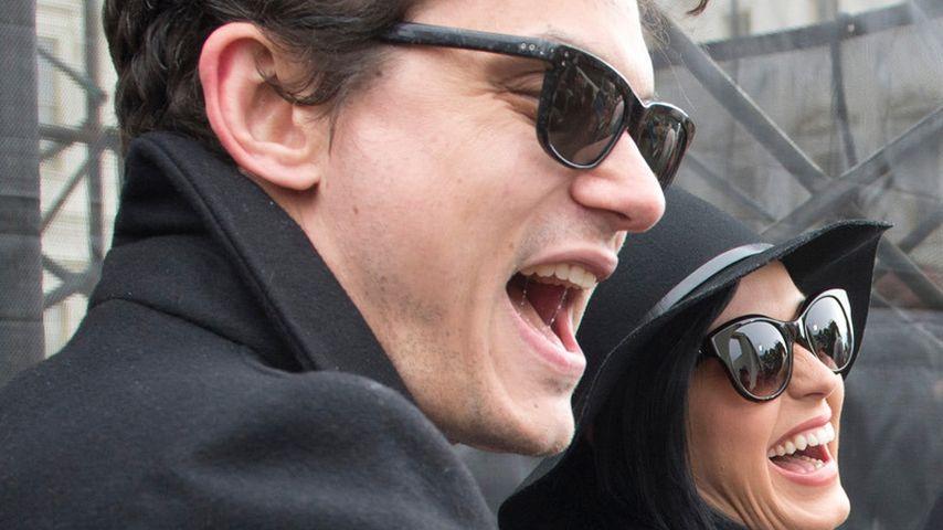 Sind Katy Perry & John Mayer etwa bereits verlobt?